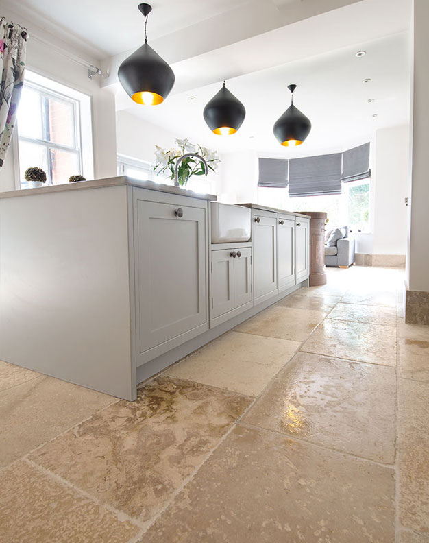 Loire Rustique French Limestone Tiles