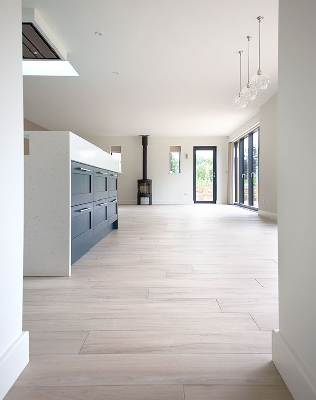 Appledore Limewash Oak Wood Effect Porcelain